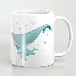 Whimsical Whales Coffee Mug