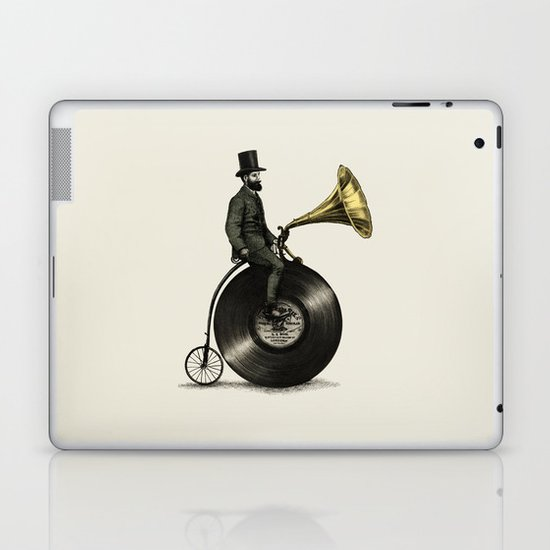 Music Man Laptop & iPad Skin