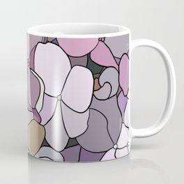 Hydrangea #1 (floral pattern) Coffee Mug