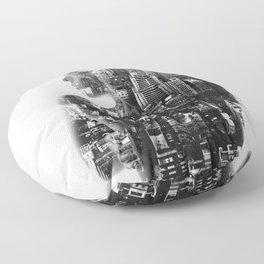 DreamCity Floor Pillow