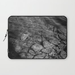 Under Water (Black and White) Laptop Sleeve