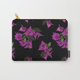 Pink bougainvillea Carry-All Pouch