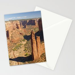 Spider Rock Stationery Cards