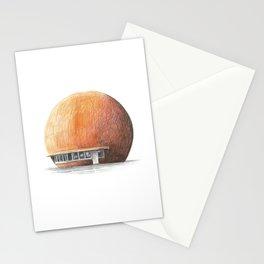 Montreal's Orange Julep Stationery Cards