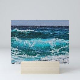 Surf Mini Art Print