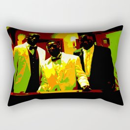 Cotton Club Legends Rectangular Pillow