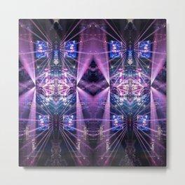 Stardust Metal Print