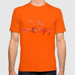 beauty is entropy T-shirt