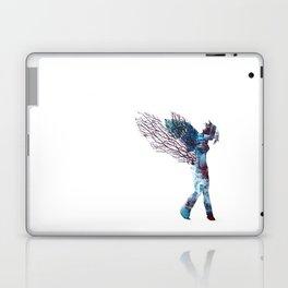 mono print 2003, Irmak Akçadoğan Laptop & iPad Skin