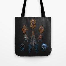 Mass Effect 2 Baddies Tote Bag