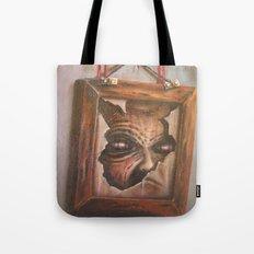 Me Inside Tote Bag