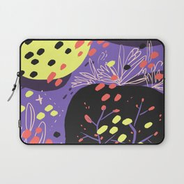 the night and the trees Laptop Sleeve