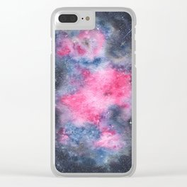 My Head Wasn't Wired For This World Clear iPhone Case