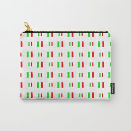 Flag of Italy - Handmade Carry-All Pouch