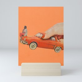 Beep Beep Mini Art Print