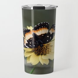 The Classical Butterfly Travel Mug