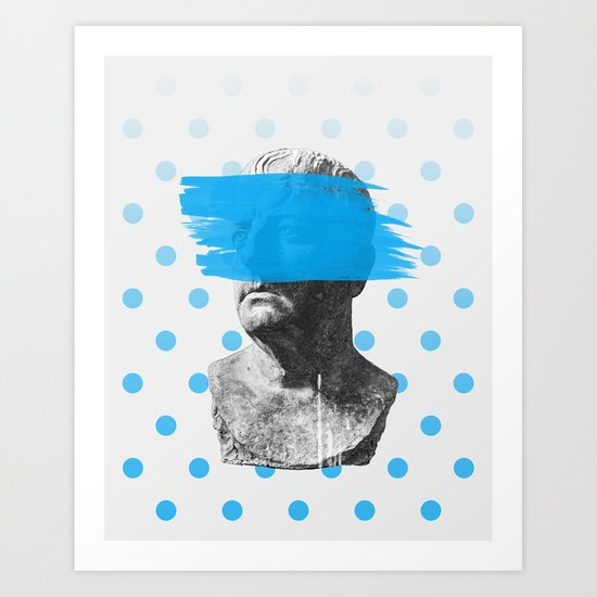 Wade Art Print