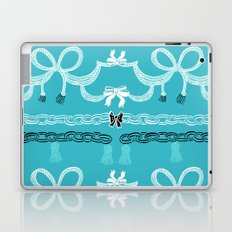 Tiffany Chains Laptop & iPad Skin