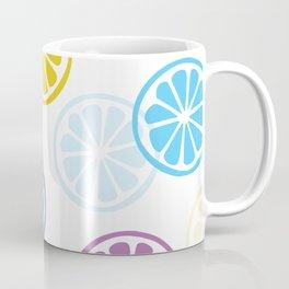 Colorful Lemons Coffee Mug