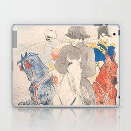 "Henri de Toulouse-Lautrec ""Napoleon"" Laptop & iPad Skin"