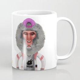 Snow Monkey Coffee Mug