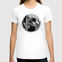 black swan T-shirts featuring black swan by Gray