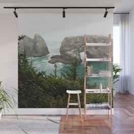 Ocean Cave Wall Mural