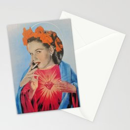 Mad Magdaline Stationery Cards
