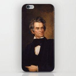 John C. Calhoun iPhone Skin