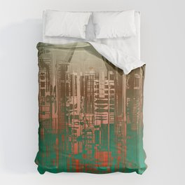 Over the Green / Density Series Comforters