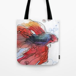 The Vicar's Child Tote Bag