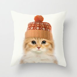 YANNICK Throw Pillow