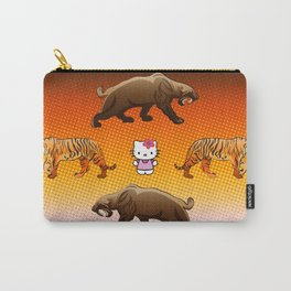 The Evolution of the Cat Carry-All Pouch
