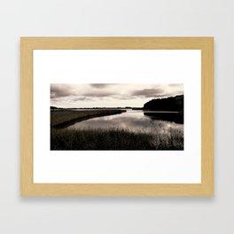 home /2 Framed Art Print
