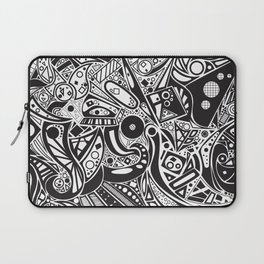 #doodles Laptop Sleeve