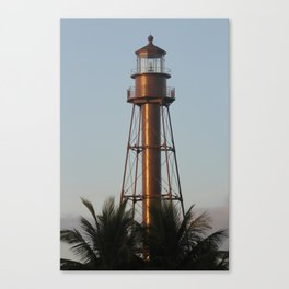 Sanibel Light Canvas Print