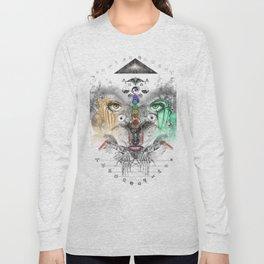 Zodiac Strings Long Sleeve T-shirt