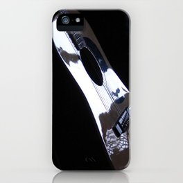 Solo guitar mood iPhone Case
