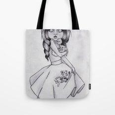 Princess Felis Tote Bag