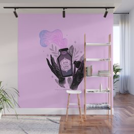 """""""Love is Love Potion"""" inspired by The L Word Wall Mural"""