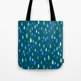 Rainy days Tote Bag