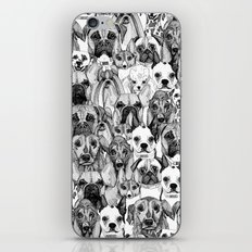 just dogs iPhone & iPod Skin