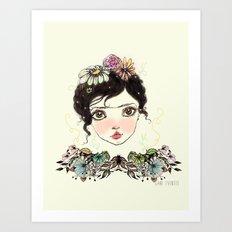 FRIDA Art Print
