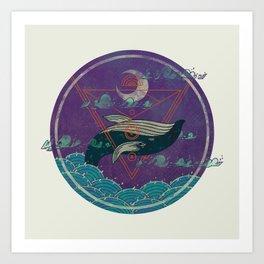 Nightly Ritual Art Print