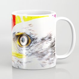 White Eagle Coffee Mug