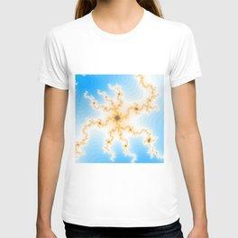 Black Hole the Dot of Energy  (A7 B0208) T-shirt