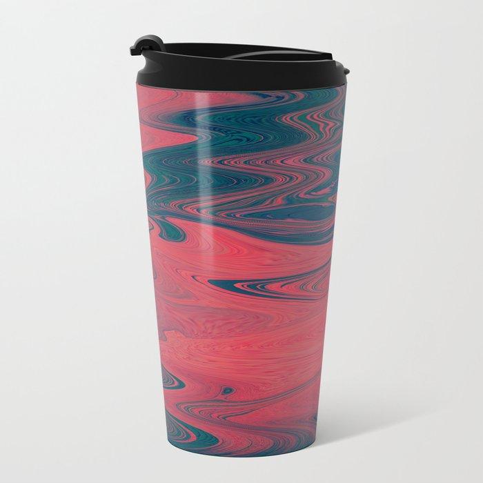 Taffy Metal Travel Mug