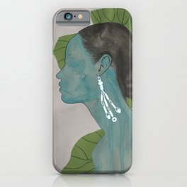 nilüfer iPhone Case