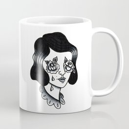 rosy eyed Coffee Mug