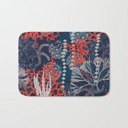 Corals and Starfish Bath Mat